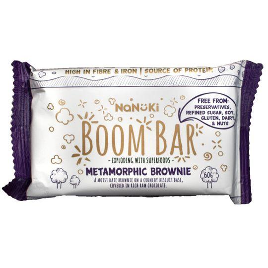 Nanuki Boom bar Metamorphic Brownie