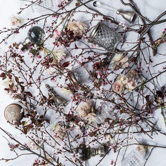 WS Fleece Blanket - Blushing Bloom