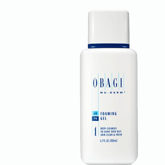 Obagi Nu-Derm Foaming Gel 6.7 fl oz (198 ml)