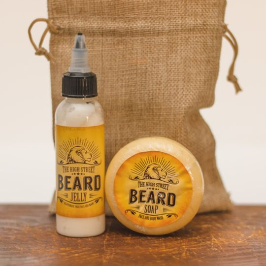 BEST MAN BEARD BAG #3