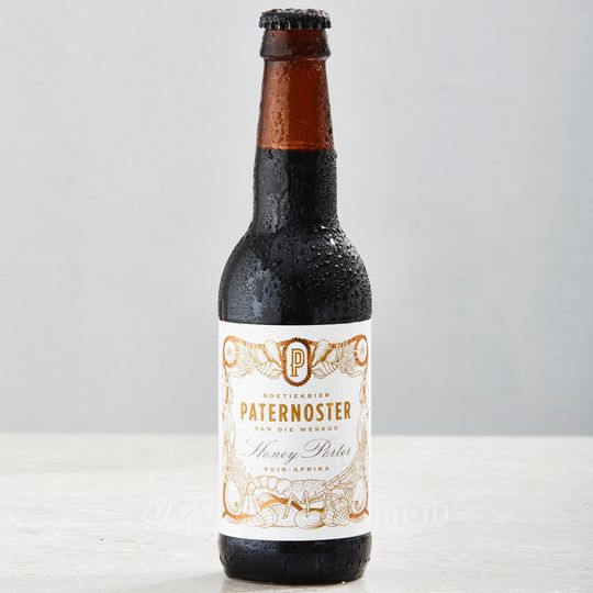 Paternoster Honey Porter