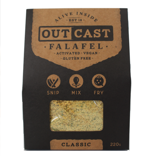 Outcast Classic Falafel Mix 220g