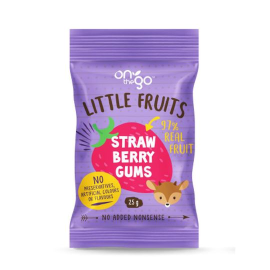 On The Go Little Fruits Strawberry