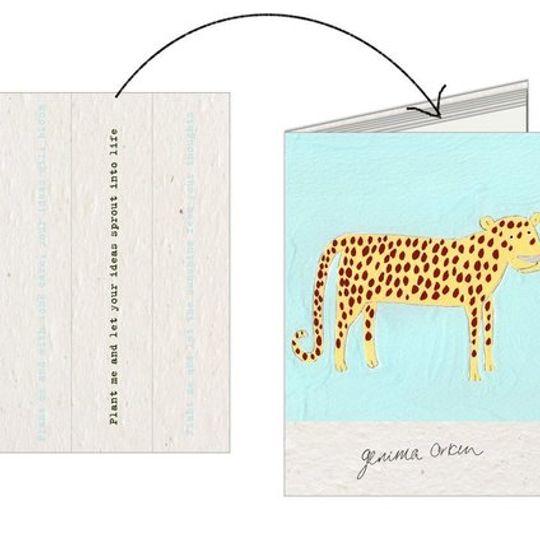 Notebook | Leopard