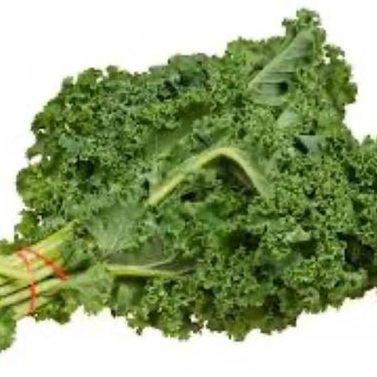Organically grown Curly Kale (300g)