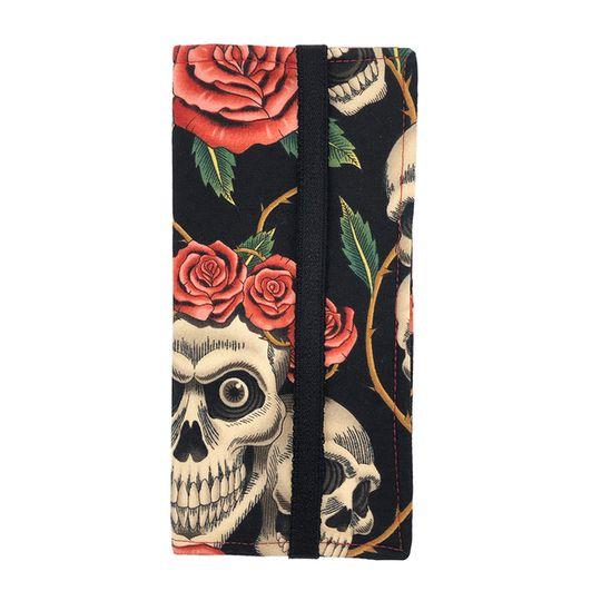 CW Skulls & Roses