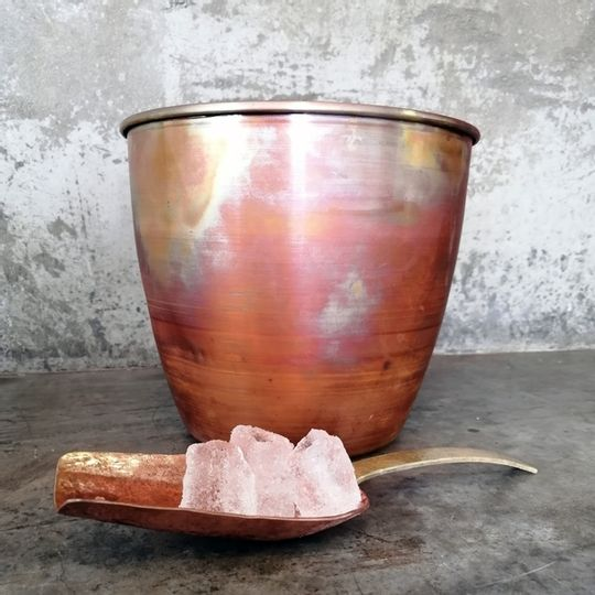 LARGE OVAL WINE COOLER