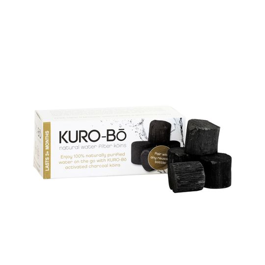 Kuro-bo Activated Charcoal Koins 25-35g