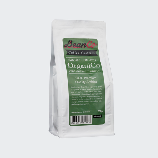 BeanCo Organico Ground 250g