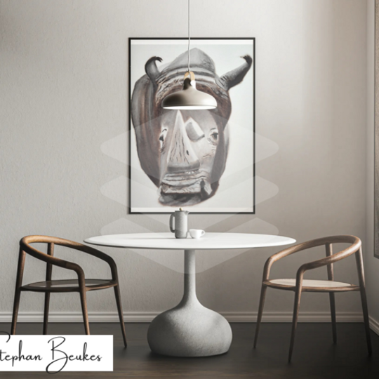 Rhinoceros | Original Prints on Fine Art Paper