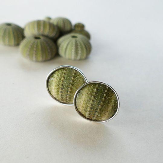 Sea Urchin Cufflinks