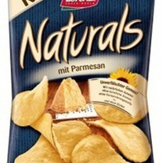 Potatoe Crisps Naturals Parmesan (100g)