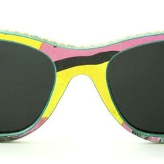 Layback - Black Pink Yellow