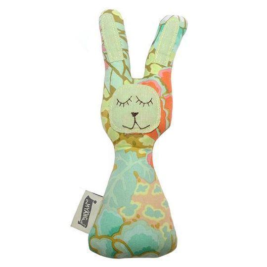 Rattle / Bunny Green Paradise - M0350