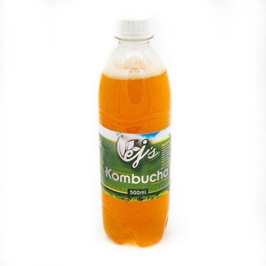 Spicy Organic Kombucha (500ml)
