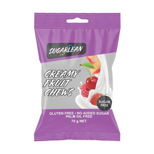 Sugarlean Creamy Fruit Chews (70 g)