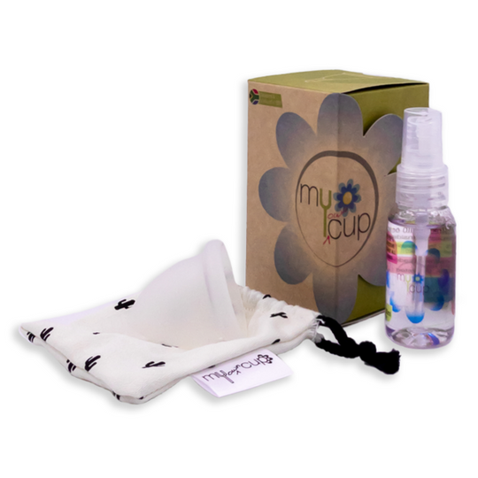 Teen Menstrual Cup Combo | MyOwnCup