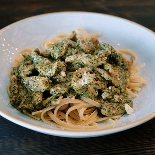 Farm Basil Pesto Pasta