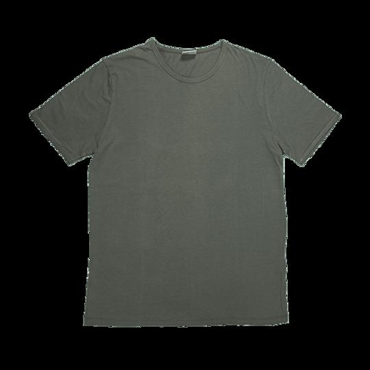 Mens Short Sleeve Grey