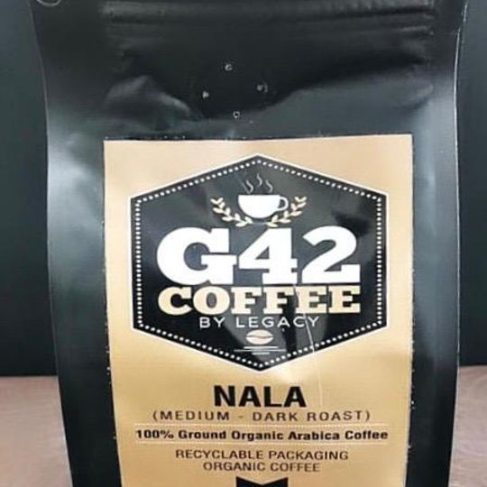 250g G42 Coffee by Legacy