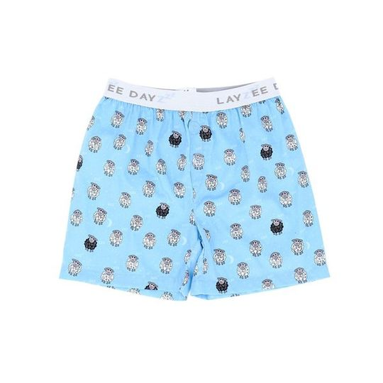 Boys Short Pants (Boxer Shorts) Sheep