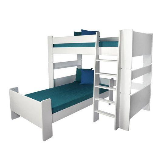 DUETT L-Shaped Bunk Bed
