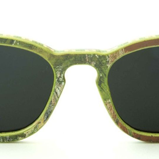 Hurricane - Green Brown