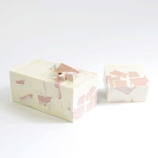 Vanilla Pink Clay Terrazzo Loaf - 500g