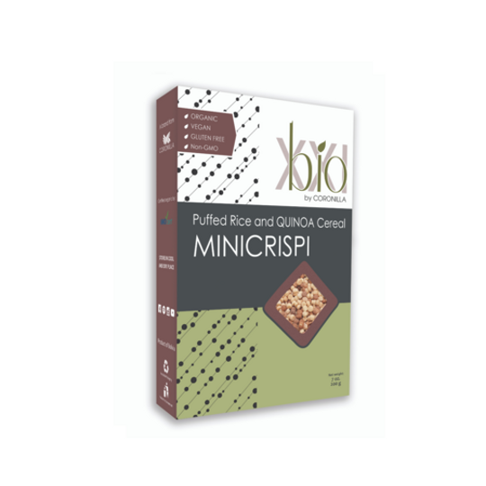Bio XXI Minicrispi Cereal (200g)