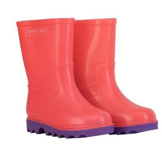 Kiddies Pink Rain Boot