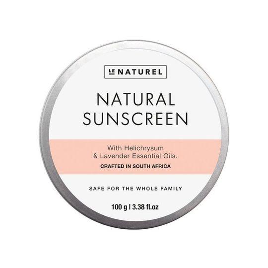 Natural Sunscreen (100g)