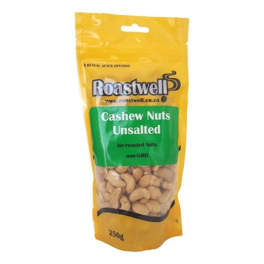 Cashew Nuts Unsalted (250g)