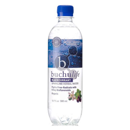 Buchulife Herbal Water Blackcurrant