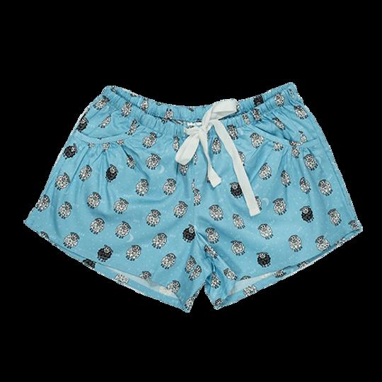 Girls Short Pants - Pockets Sheep
