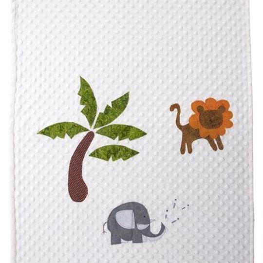 Blanket / Unisex - Animals - M0056