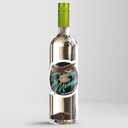Drinking in Memphis (Sauvignon Blanc) x 6