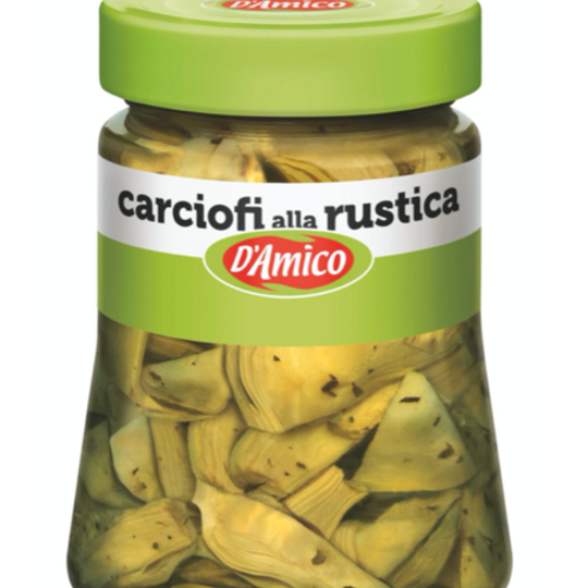 D'AMICO CHARGRILLED ARTICHOKES