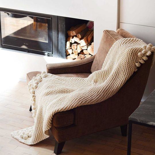 Aran blankets - Homeware