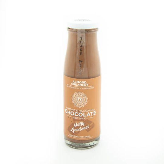 Chocolate Nut Milk (250ml)