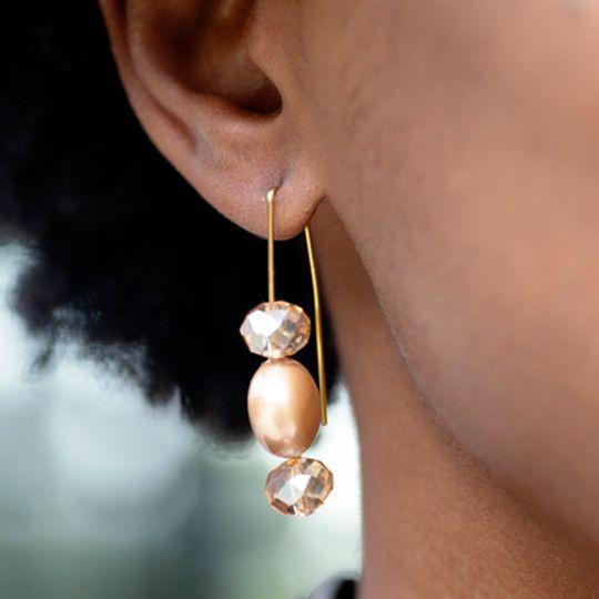 Crystal Clear - Various Earrings