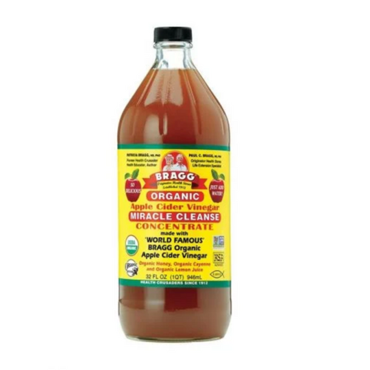 Bragg Organic ACV Miracle Cleanse Concentrate (946ml)