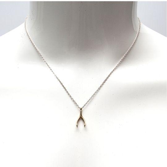 Wishbone Charm