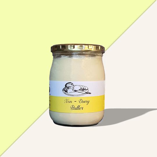 Haim Vegan Creamery: Non-Diary Butter (500ml)