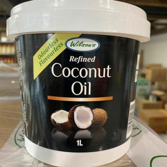 Coconut oil (1L)