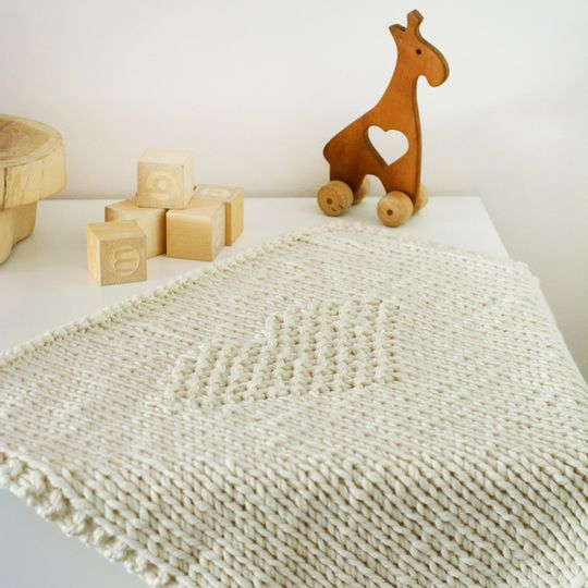 Nordic inspired blankets – Baby