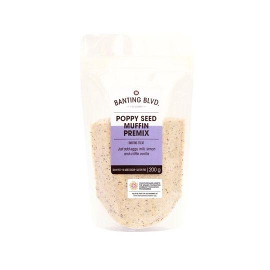 Poppy Seed Muffin Premix