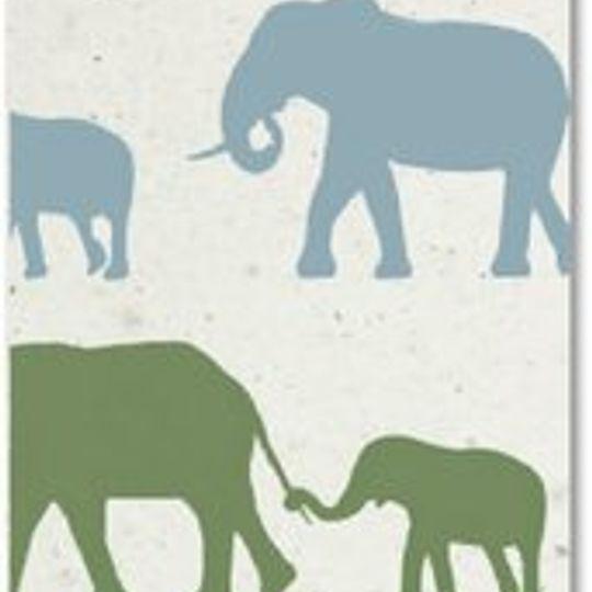 Bookmark | Elephants