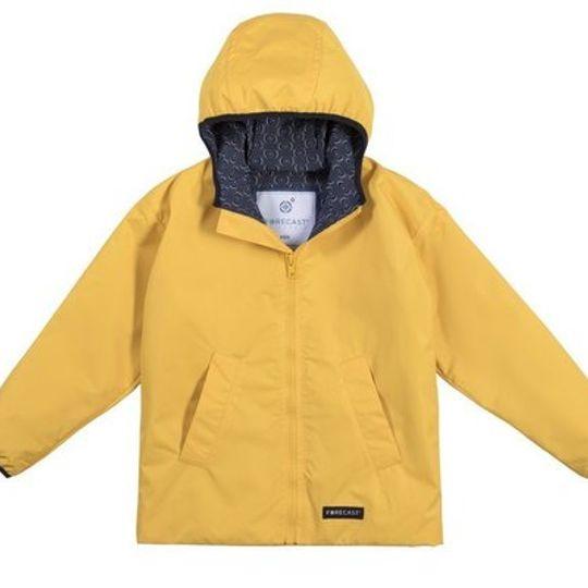 Kiddies Yellow Raincoat