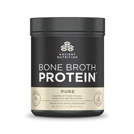 Ancient Nutrition: Bone Broth Protein *Pure* (445g)