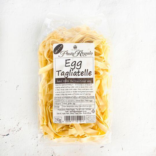Pasta Regalo Egg Tagliatelle pasta (350g)
